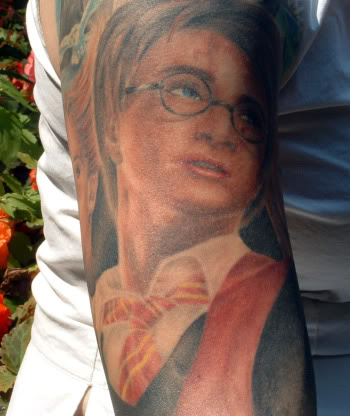 3902759277 14a147da25 o Tatuajes de Harry Potter