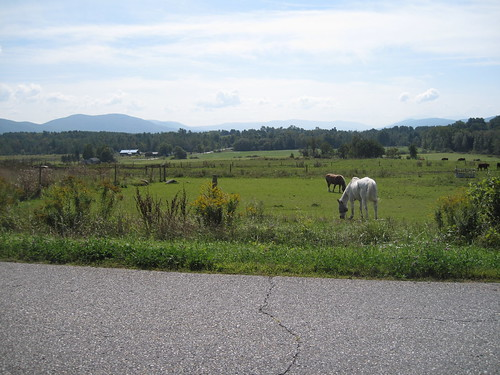 Click here to see more image from our ride through Vermont
