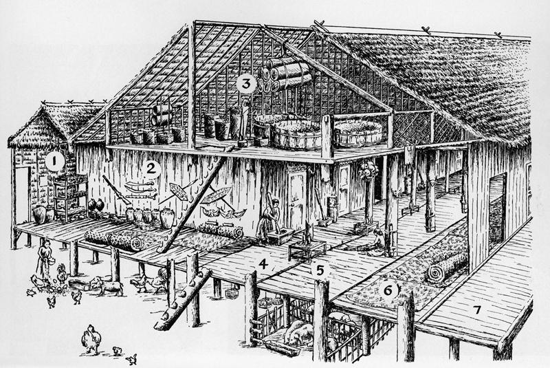 longhouse(s)