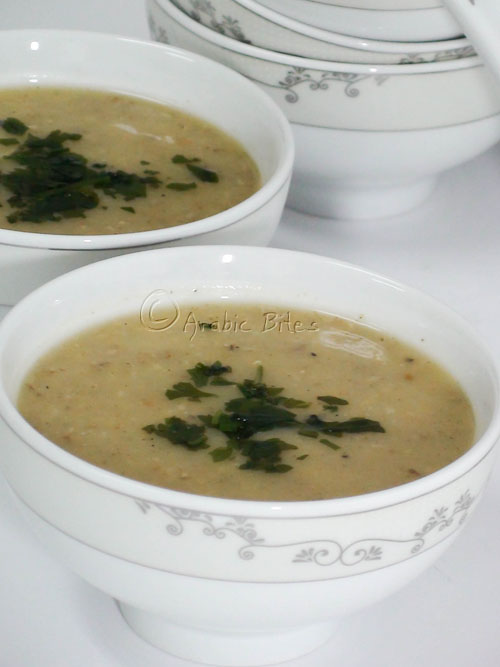 Chicken & Oats Soup2