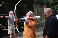 Archery first timer