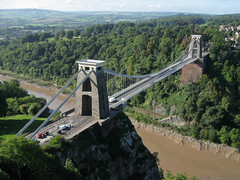 Clifton Suspension Bridge (->>Hamish) Tags: bristol victorian kap suspensionbridge cliftonsuspensionbridge isambardkingdombrunel avongorge kiteaerialphotograph henrybarlow williamvick johnhawkshaw