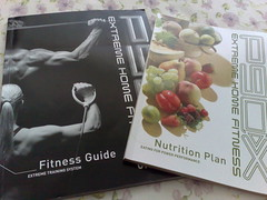 P90x Fitness Guide, Nutrition Plan Another Maria