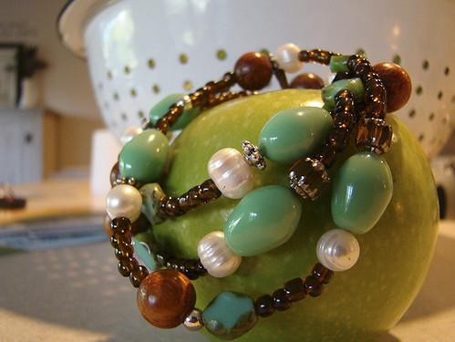 Bracelets- jenypenny.etsy.com