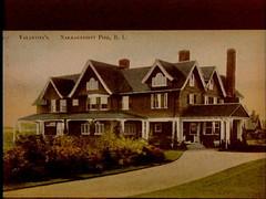 a1765 (Providence Public Library) Tags: narragansett valantines postcardcollection narragansettpier narragansettpierri rhodeislandimages pc7512