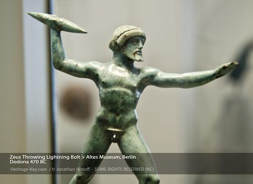 zeus greek god. The Greek god Zeus,