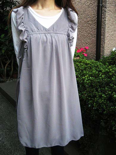 Floaty Chiffon Dress from from Beams