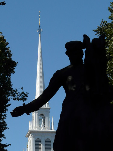 The Old North Church, Boston