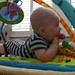 Ben on his mat 2