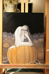 Pumpkin Carver - WIP 4