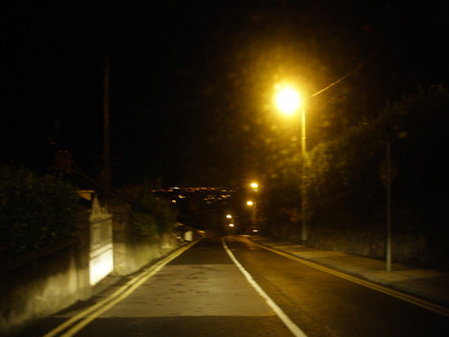 Dalkey at night
