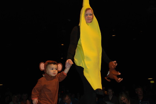 Baby Monkey & Banana