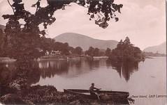 Loch Lomond, Swan Island