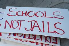 Schools Not Jails