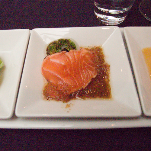 Nobu salmon