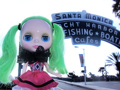 Welcome to Santa Monica!