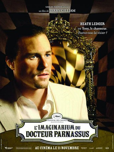 imaginarium of doctor parnassus heath ledger