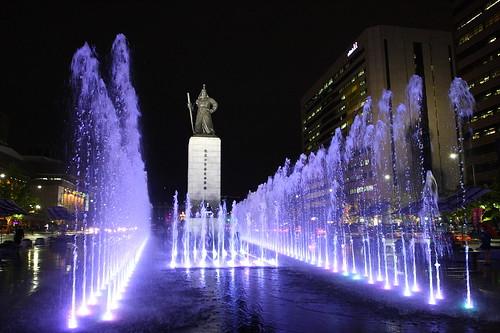 首爾_光化門廣場