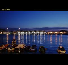 Puerto chico (Fernando Miarro) Tags: espaa puerto mar spain agua europa europe barca chico santander lonja cantabria pescadores delatado fernandomiarro