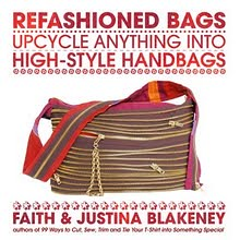 4050510402 969bcefe5b m Book review: Refashioned Bags Upcycle anything into high style handbags