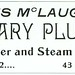 James McLaughlin, Sanitary Plumber, Butte, Montana (1901)