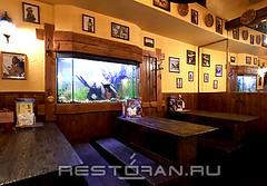 Пивной бар и ресторан «Бочка». Москва.