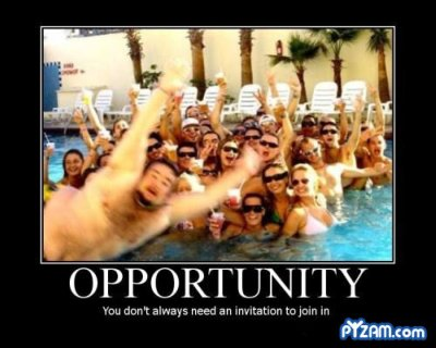 opportunity 400