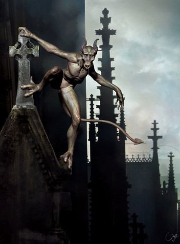 Church Demon - Cesar Dacol Jr.
