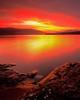 Columbia River Sunrise (Jesse Estes) Tags: autumn oregon columbiarivergorge jesseestesphotography