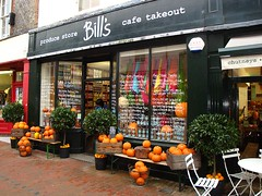 Bill's Cafe, Lewes, East Sussex