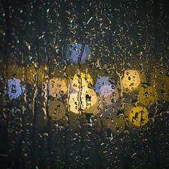 On A Rainy Night In Tallaght (beanser ) Tags: ireland dublin rain bokeh manualfocus tallaght theweather explored canon35mmf20 canon450d november09 rainybokeh canondigitalrebelxsi colouredbokeh beanser onarainynightintallaght agrandsoftday