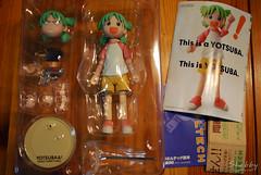 Yotsuba 002 (yaoifest) Tags: toys figures d60 yotsuba nikond60 revoltech revoltechyotsuba