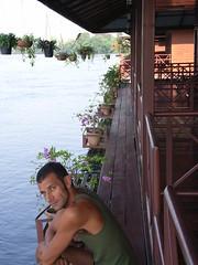 House Boat (shn4clr) Tags: river thailand kwai