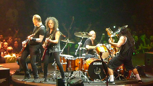 Metallica at MSG (by neilgolub)
