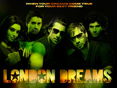[Poster for London Dreams with London Dreams, Vipul Shah, Salman Khan, Ajay Devgan, Asin Thottumkal]
