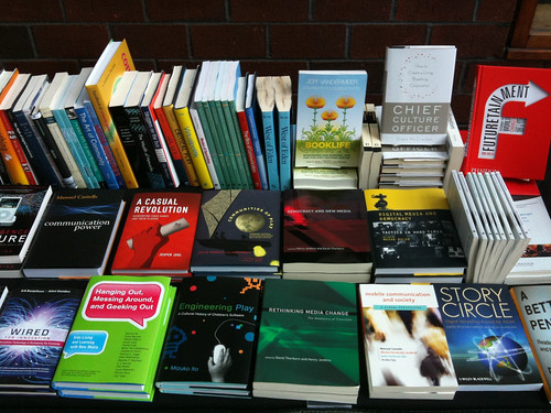 MIT Press Bookstore FOE4 selection