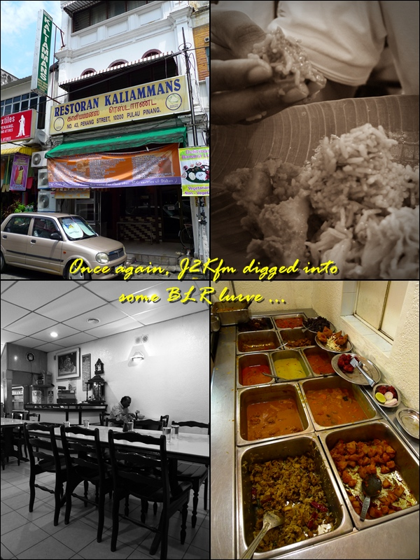 Kaliammans Banana Leaf Rice Penang