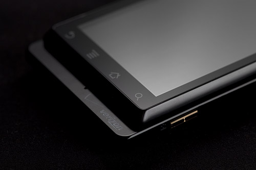 Motorola Droid - Front