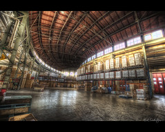 Warehouse #HDR #photog