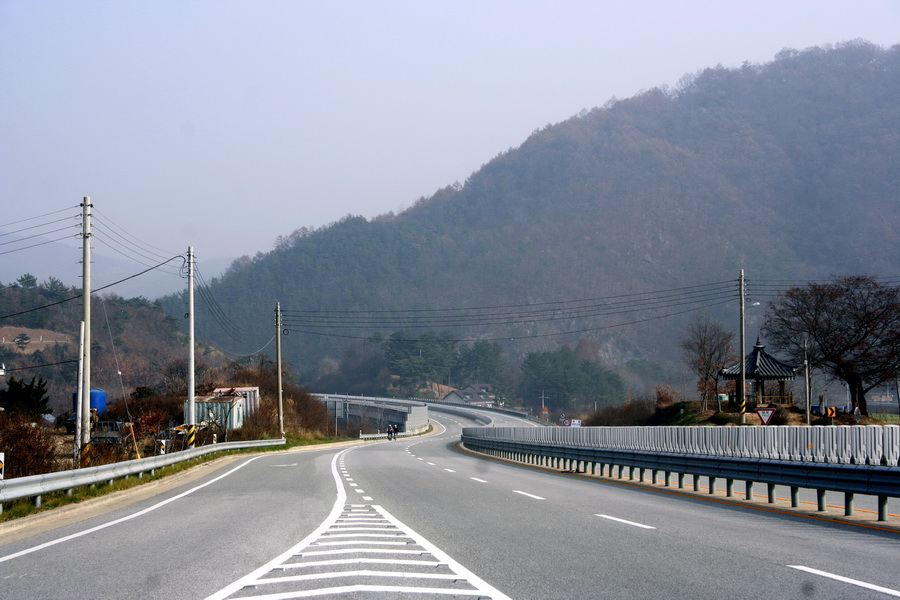 Gong-am New road