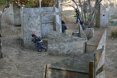 IMG_5625 (essaness) Tags: field fire shay paintball