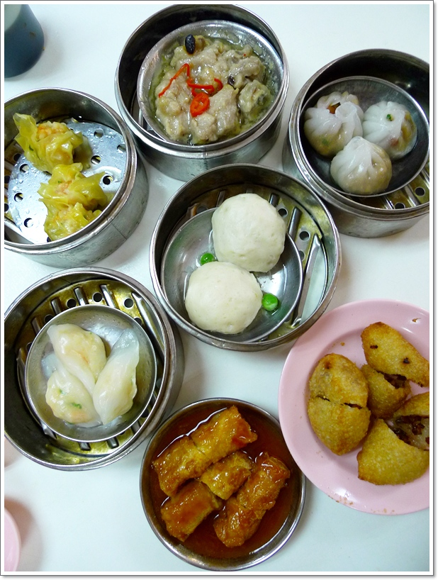 Ming Court Dimsum Spread