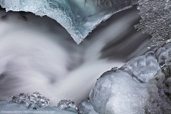 Ice Styles (Darren White Photography) Tags: cold ice nature wet freezing winterweather blueice iceformations darrenwhitephotography