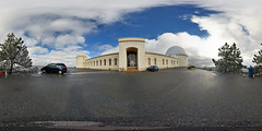 Lick Observatory (ruei_ke) Tags: pano gimp lickobservatory mounthamilton hugin cosinavoigtländer equirectangular capturenx nikond3 colorskopar20mmf35slii