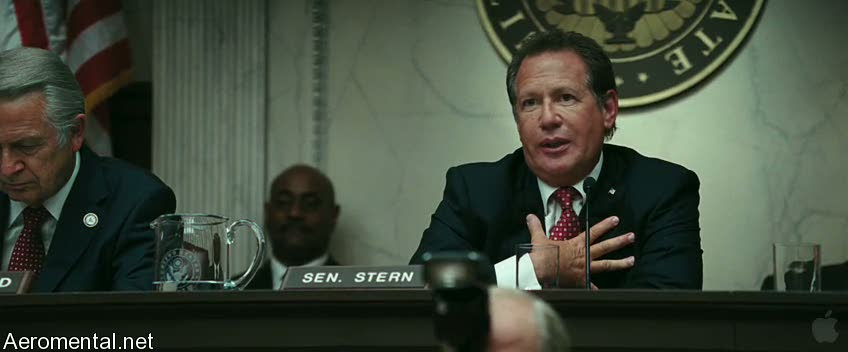 Iron Man 2 Trailer 2 Senator Stern
