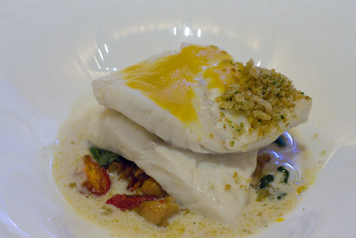 Turbot Poached in Coconut Milk 2