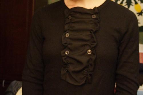 black tuxedo sweater 3