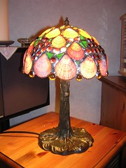 TableLamp2 (Gregelope) Tags: stainedglass hobbies copperfoil