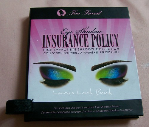 too faced eye shadow insurance policy