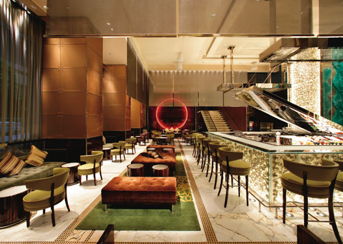 MO Bar at the Landmark Mandarin Oriental
